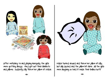 Speech Kid Stories
