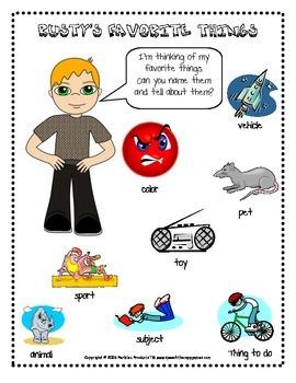 Speech Kids Set 2