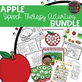 Speech & Language Apple Bundle