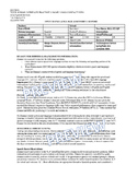 Speech Language Assessment Editable Templates Case Studies