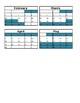 Speech Language Attendance Form