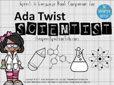 Speech & Language Book Companion: Ada Twist, Scientist