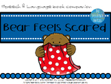 Speech & Language Book Companion: Bear Feels Scared
