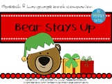 Speech & Language Book Companion: Bear Stays Up