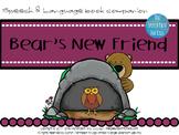 Speech & Language Book Companion: Bear's New Friend