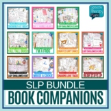 Speech & Language Book Companion Bundle