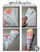Speech & Language Bouquet Craftivity