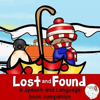 RTI/Speech & Language Companion to Oliver Jeffers: LOST and FOUND