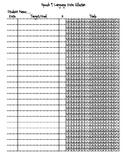 Speech & Language Data Sheet