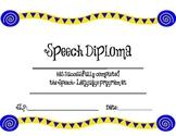 Speech-Language Diploma