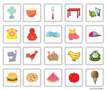 Speech & Language Egg Hunt Task Cards {FREEBIE}