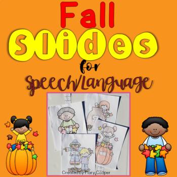 Speech/Language Fall Slides