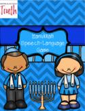 Hanukkah Speech-Language Game
