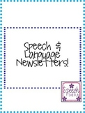 Speech and Language Newsletters