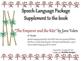"Speech-Language Packet using the book, ""The Emperor and th"