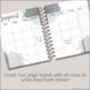 SLP Planner and Organization Packet 2017-2018