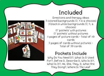 Speech & Language Pockets - Fall Edition
