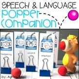 Speech & Language Popper Companion: COW