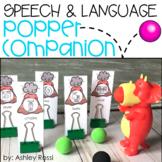 Speech & Language Popper Companion: DINO