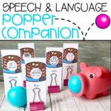 Speech & Language Popper Companion: PIG