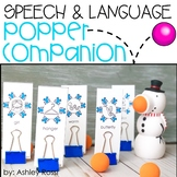 Winter Speech Therapy | Articulation & Language | Snowman