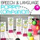 Speech & Language Ball Popper Companions: BUNDLE