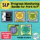 Speech-Language Progress Monitoring Tool Bundle for Pre-K