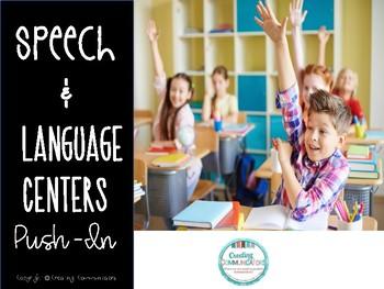 Speech & Language Push-In Centers