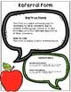 Speech & Language Referral Form