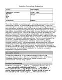 Speech & Language Report Bundle