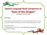 "Speech-Language Supplement to the book ""Eyes of the Dragon"""