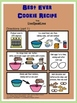 Speech Language Therapy in the Kitchen: Best Ever Cookie Recipe & Activity Set