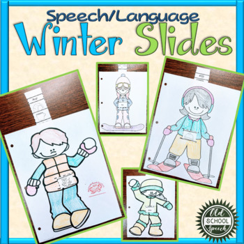 Speech/Language Winter Slides