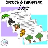 Speech & Language Zoo