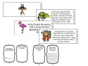 Speech & Language Zoo