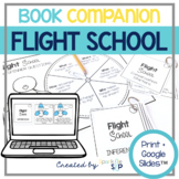 Speech Language and Literacy:  Flight School Book Companion