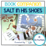 Salt in His Shoes Book Companion:  Speech Language Therapy Activities