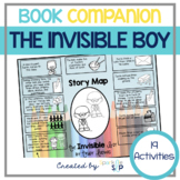The Invisible Boy Book Companion:  Speech Language Therapy Activities