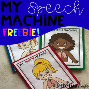 Speech Machine