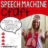 Speech Machine Craft