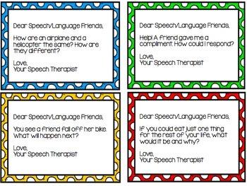 Speech Messages
