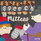 Speech Mittens: Speech-Language Companion for The Mitten