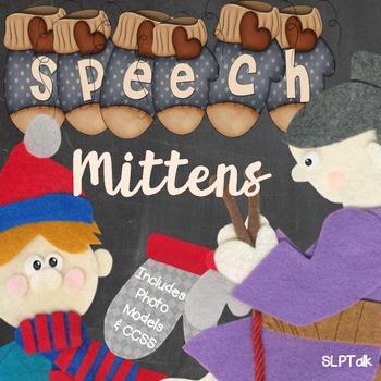 Speech Mittens: Speech-Language Companion for The Mitten