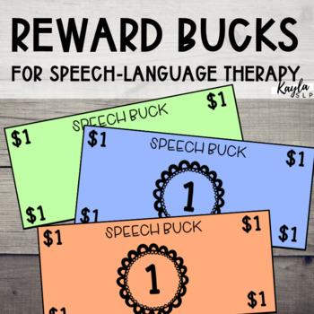 Speech Money