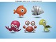 Speech Ocean Animal Reinforcement Game