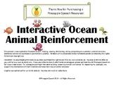 Speech Ocean Animal Reinforcement Game
