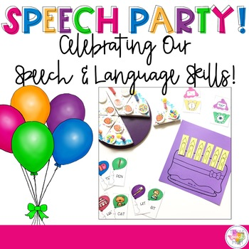 Speech Party: Celebrating Articulation and Language Skills