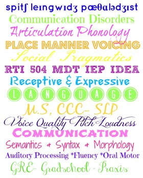 Speech Pathologist- White