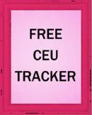 Speech Pathology CEU Tracker