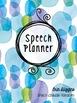 2018-2019 Speech Planner